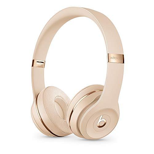 Apple Beats Solo3 BT 4.0 40hrs Gold