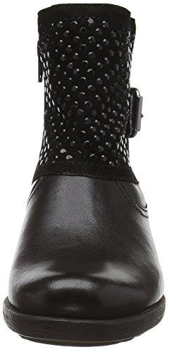 Gabor - Nelly, Stivaletti Donna Nero (Nero (Black Leather))