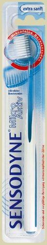 Sensodyne Mikro Aktiv Zahnbürste, 2-er Pack (2 x 1 Stück)