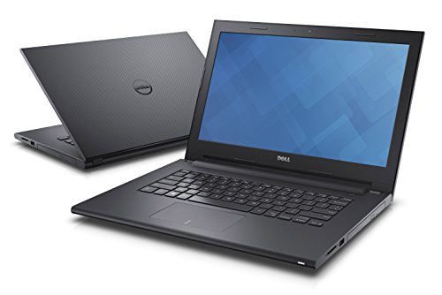 Dell Inspiron 15-3000 15.6-Inch Laptop (Black) - (Intel Core i5-5200U 2.7 GHz, 8 GB RAM, 1 TB HDD, DVD-RW, Media Card, AMD Radeon Dedicated Graphics, Wireless, Bluetooth, Windows 8.1 with Windows 10 upgrade, 1 Year Warranty)