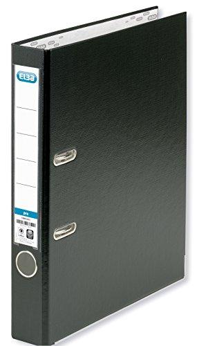 ELBA Ordner smart Pro 5 cm schmal DIN A4 schwarz