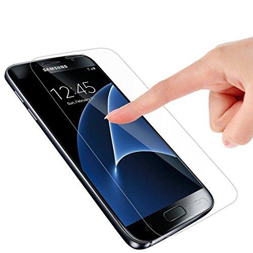 Pellicola Protettiva Galaxy S7, innislink Vetro Temperato Galaxy S7 HD Trasparente 9H Durezza 3D Touch Anti-graffio Crystal Clear Pellicola Protezione Screen per Samsung Galaxy S7 - 1 Pezzi