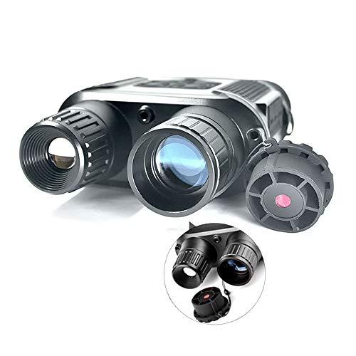 HAIT Nachtsichtgerät Digital HD Doppelzylinder Infrarot Nachtsichtteleskop Jagd Tag und Nacht mit doppeltem Verwendungszweck Militärische Fans Sammlung