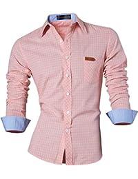 Hombre Baratas Camisas Amazon 4108429031Ropa es SMVUzpq