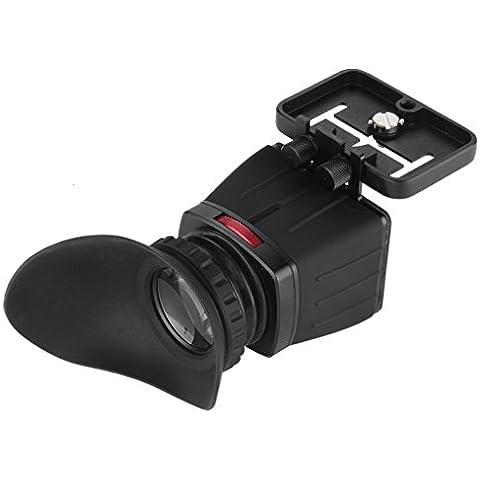 Sevenoak® Viewfinder Magnifier Novità del 3.0x ingrandimento mirino Magnifier per Nikon D7000 / D3200 / D5200 / D3300 / D3X / D5100 / D700 ed altre 3