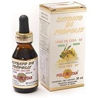 Preisvergleich für Einer Hülle 24 Einheiten Von Polenectar Brasilien Premium Bienen- Grün Propolis antibakteriell Extrakt WF60 Wachs...