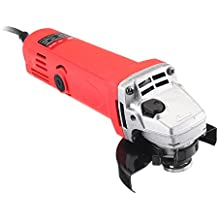 Rishil World 800W Electric Angle Grinder Polishing Machine Metal Grinding Cutter Tool
