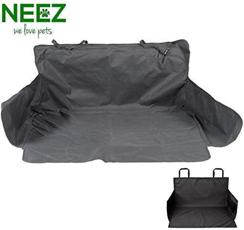 NEEZ Hunde Kofferraumschutz XL - Extrem einfache & schnelle Befestigung (unter 1 Minute) (Basic Version)