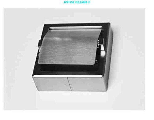 aviva-single-one-stainless-steel-paper-holder-toilet-paper-holder-new