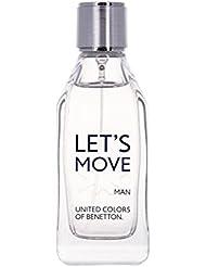 Let's Move eau de toilette 40ml Spray Homme