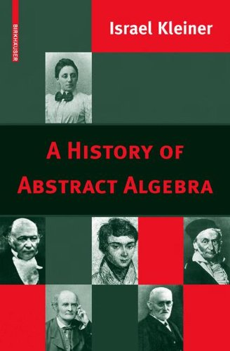 A History of Abstract Algebra
