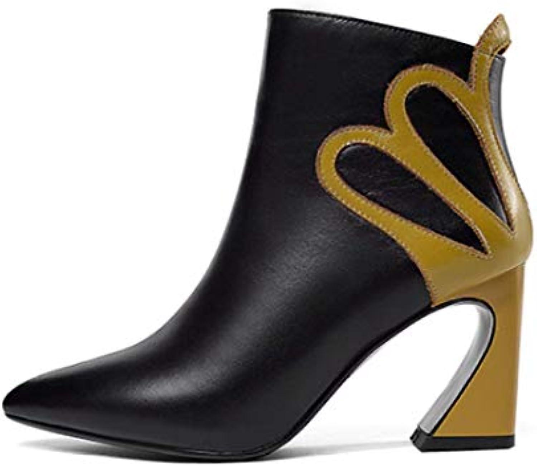 ZPEDY Stivali Stivali Stivali da Donna, A Punta, Eleganti, Caldi, di Tutti I Giorni, Temperamento, Sexy, Lavoro | Raccomandazione popolare  ecabe8