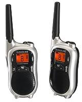 Audioline Power PMR 040 Funkgerät schwarz / silber von Audioline GmbH