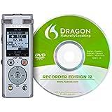 Olympus DM-720 - Pack de grabadora de voz con software de reconocimiento de voz DNS12