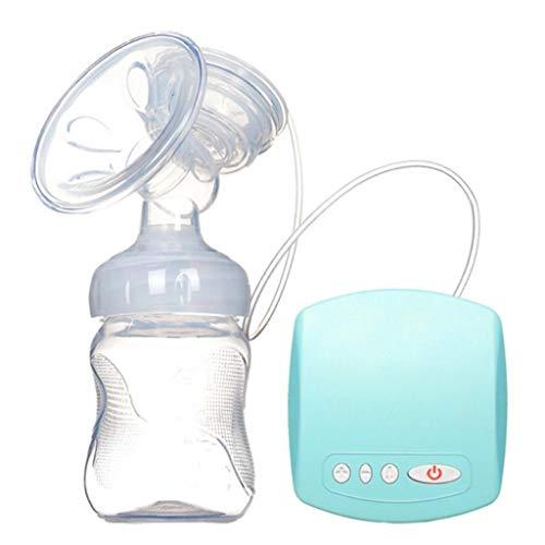 JHKJ Tiralatte Pompa Singola per tiralatte Pompa per Allattamento al Seno Pompa per Latte Automatica Massaggiatore per Il Seno con Livelli di aspirazione Regolabili,B