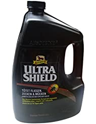 ABSORBINE 429550 Ultra Shield, 3.8 Liter, schwarz