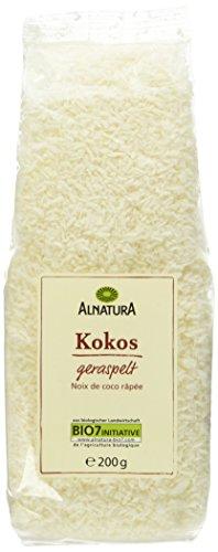 Alnatura Bio Kokosraspeln, 200 g