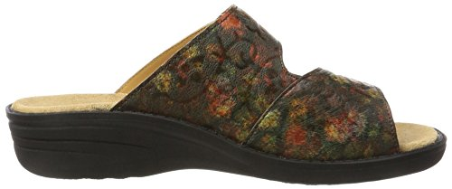Ganter - Hera-h, Pantofole Donna Multicolore(Multi)