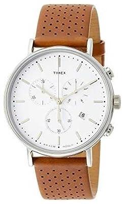 Timex - The fairfield - cronã³grafo - white/brown de TIMEX