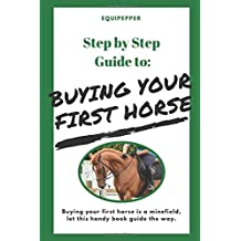 Step by Step Guide to Buying Your First Horse
