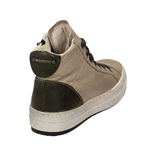 Tamaris 1-25963-31-242, Sneaker donna Beige Grey / Antracite Beige (Grey / Antracite)