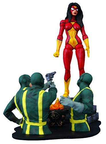 Marvel Select Spider-Woman 7 inch Action Figur