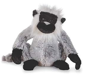 Webkinz Grey Langur Monkey Plush Toy with Sealed Adoption Code