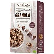 Verival Organic Chocolate Granola 375g