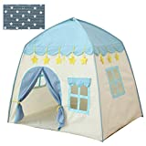 MGIZLJJ Kinderspielzelt Kinderspielzelt for Jungen und Mädchen - Aufstellzelt for Innen und Außen,...