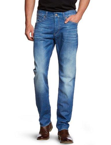 Mavi Herren Jeans Normaler Bund MARK; 0052215320 Blau (15320; MARK; lt aqua marine)