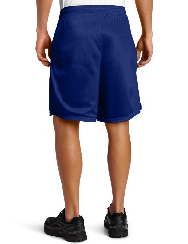 Champion Long Mesh Men's Shorts With Pockets Stadium Blue