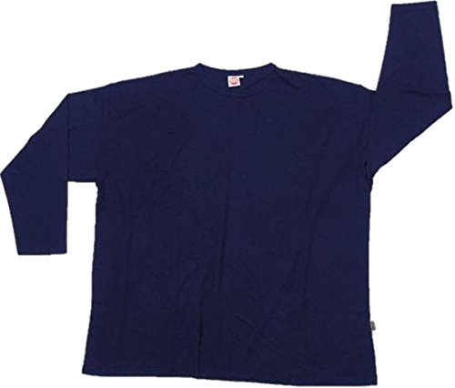 Honeymoon Longsleeve Basic marine 7XL (Marine-blau-t-shirt Klassiker)