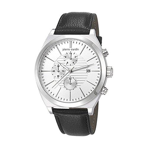 Pierre Cardin pc106701f01 - Reloj para hombres color negro