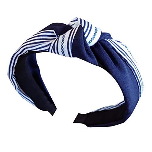 Younthone Kopfband Haarspange,Damen süße Stirnband Alice Band Top Knot Fashion plain Stirnband Haarband speciales neues Design für Damen Haarschmuck für Mädchen