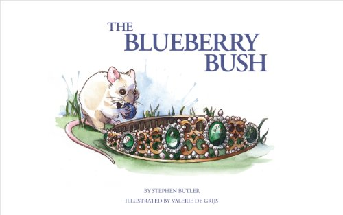 The Blueberry Bush (The Adventures of Princess Victoria & Prince William Book 1) (English Edition)