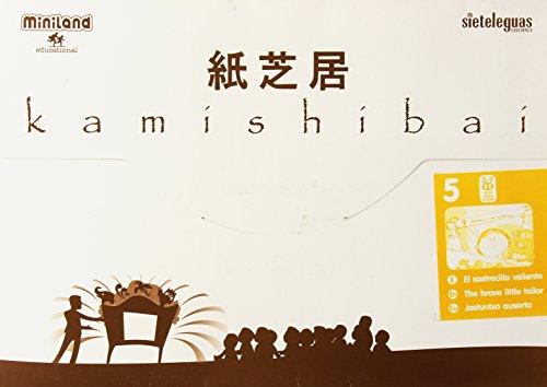 Sastrecillo Valiente, El - Kamishibai Big (a3)