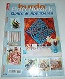 burda Patchwork, Quilts & Applizieren