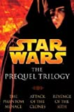 By Terry Brooks ; R A Salvatore ; Matthew Woodring Stover ( Author ) [ Star Wars: The Prequel Trilogy: The Phantom Menace/Attack of the Clones/Revenge of the Sith By May-2007 Paperback
