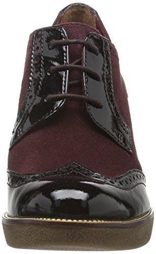 Tamaris Damen 23311 Kurzschaft Stiefel Rot (Bordeaux 549)