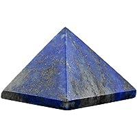Winmaarc Kristall Amethyst Pyramide metaphysischen natürlicher Edelstein Figur Lapis Lazuli preisvergleich bei billige-tabletten.eu