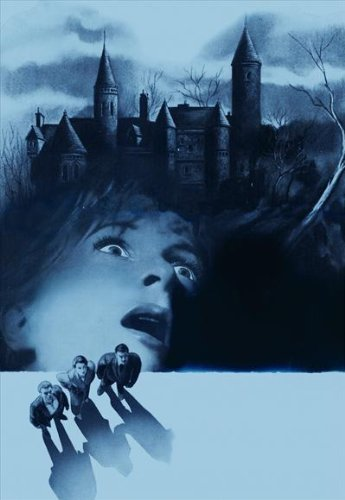 The Haunting Plakat Movie Poster (27 x 40 Inches - 69cm x 102cm) (1963) B