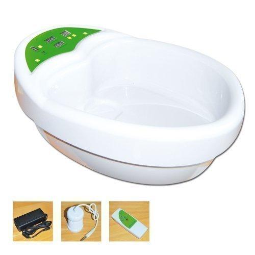Cuvette ROYAL SPA pour bains de pieds par électrolyse - avec télécommande