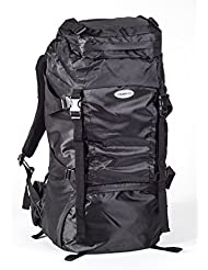 Trekkingrucksack Sportrucksack Rucksack schwarz