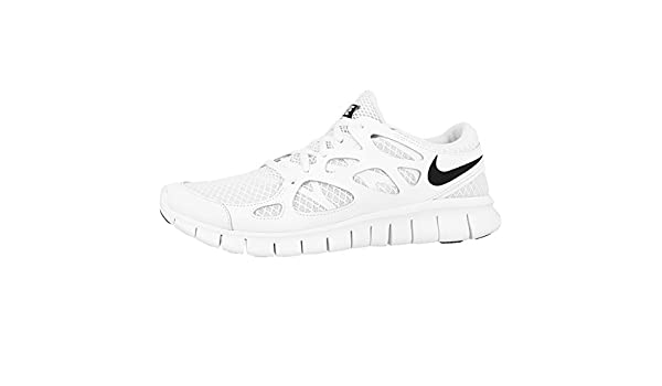sale sneakers related nike free run 2 nsw black white 540244