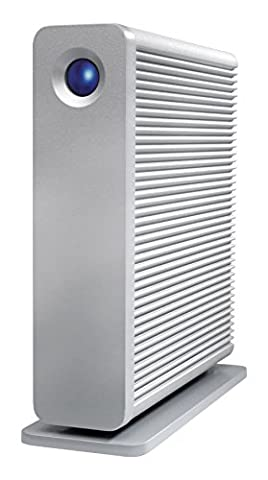 LaCie d2 Quadra 5TB Dual FireWire 800