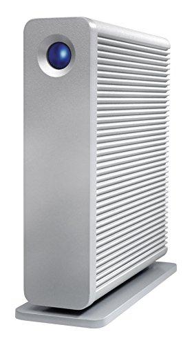 Fw800-externe Festplatte (LaCie d2 Quadra USB 3.0 5TB externe Festplatte silber)