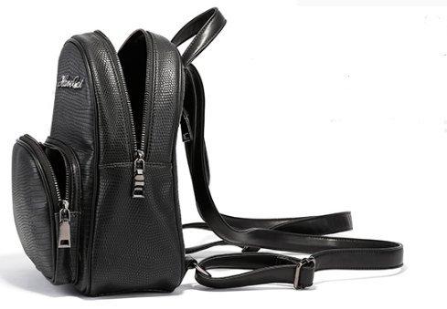 Mini-umh?ngetasche, fashion pers?nlichkeit wild female rucksack-A B