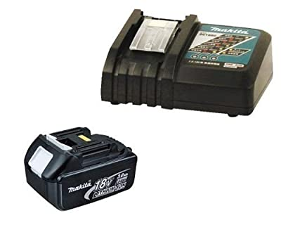Makita 18 V Li-ion Battery and Charger