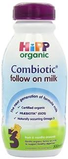 "HiPP Organic 3"" From 6 Months Onwards"" Follow on Milk 500ml (Pack of 6) (B003Y6QCM2) | Amazon price tracker / tracking, Amazon price history charts, Amazon price watches, Amazon price drop alerts"
