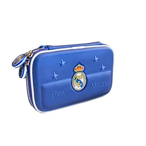 Housse bleue DSi Real Madrid